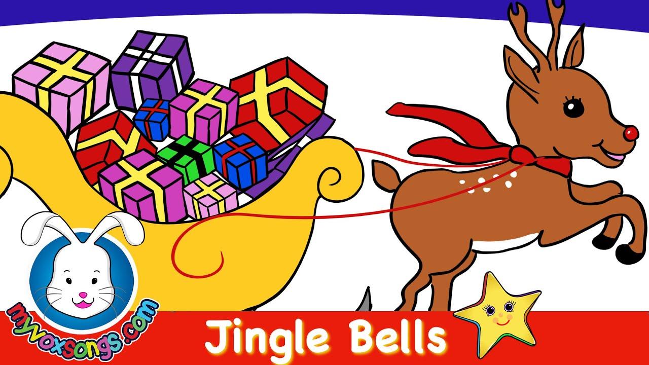 Jingle Bells | Christmas Songs for kids - YouTube