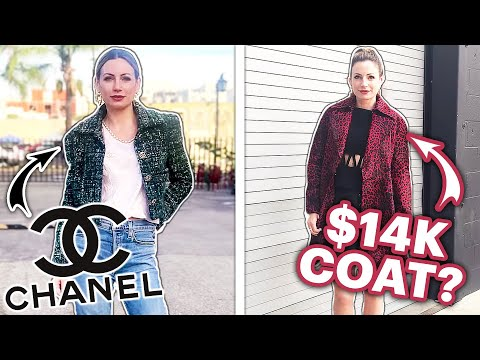 I Wore Only Designer Clothes For A Week