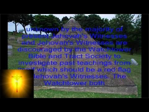 Final Authority of the Watchtower Bible and Tract Society
