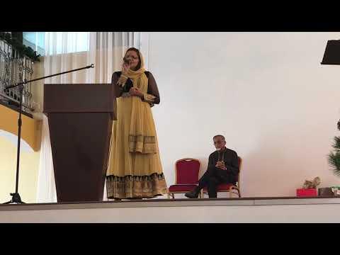 Ya Nabi Mustafa- Juliana Mohammed