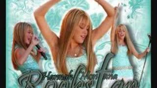 Hannah Montana - Rockstar (Remix/Edit)