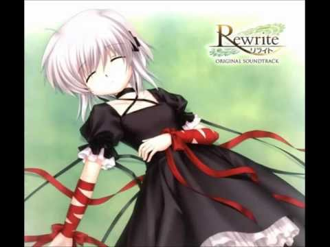 Rewrite Original Soundtrack - Rewrite (Full Version)