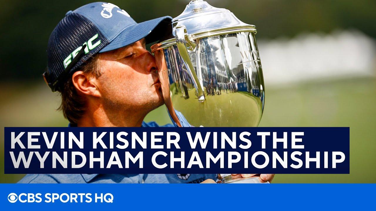 Kevin Kisner Wins Wild 6-Man Playoff at the Wyndham Championship