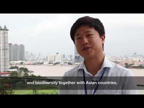 Ministry of Environment Korea to become next Chair of Asia Protected Areas Partnership