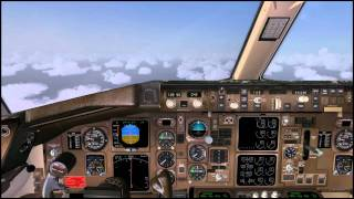 Quality Wings 757: Ryan International charter flight from Hawaii to Tahiti (FSX)