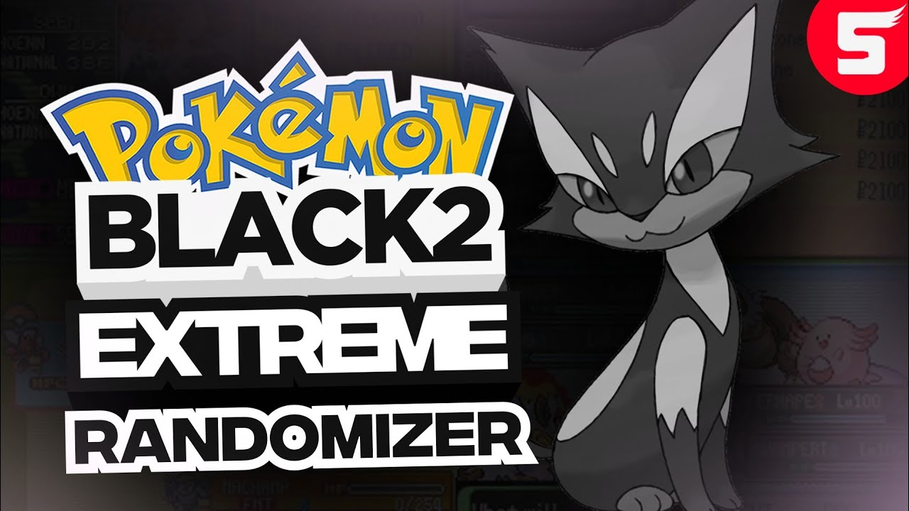 2 RANDOMIZER TÉLÉCHARGER POKEMON NOIR