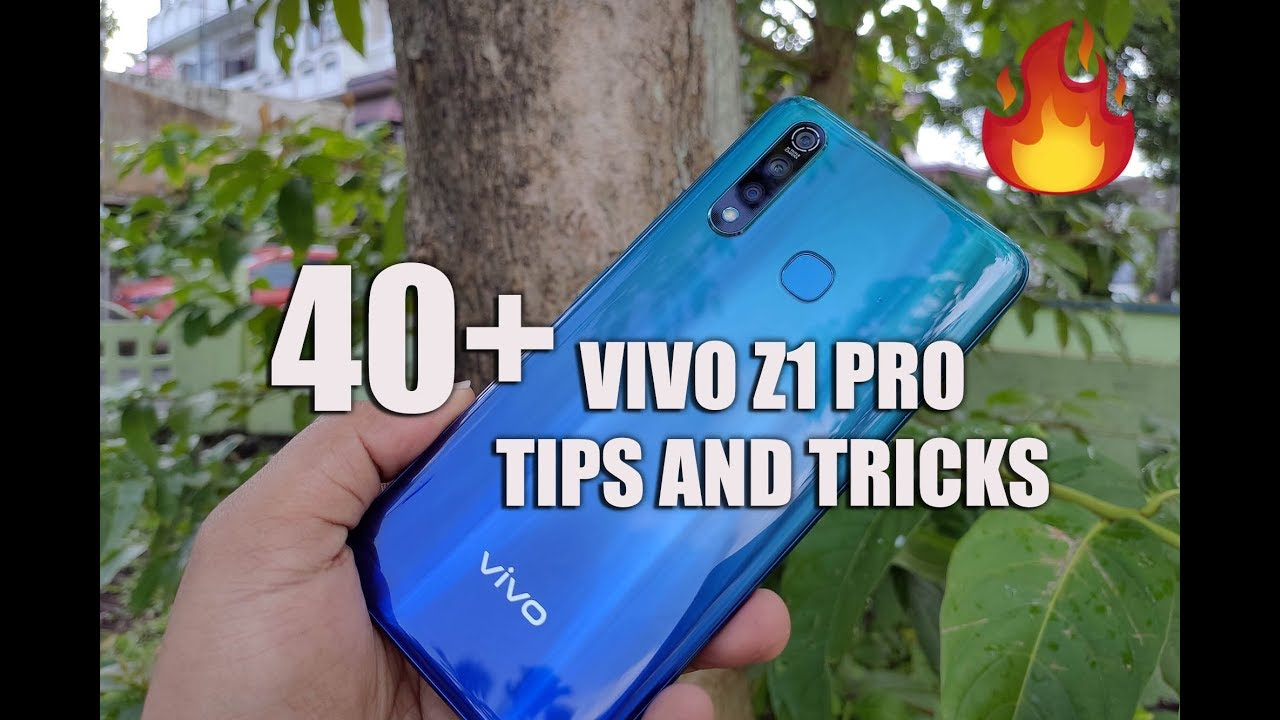 40+ Vivo Z1 Pro Tips And Tricks (FunTouch OS Features)