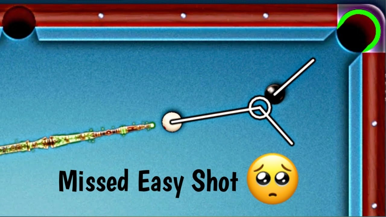 8 Ball Pool - ARE YOU KIDDING ME ??? Missed Easy Shot