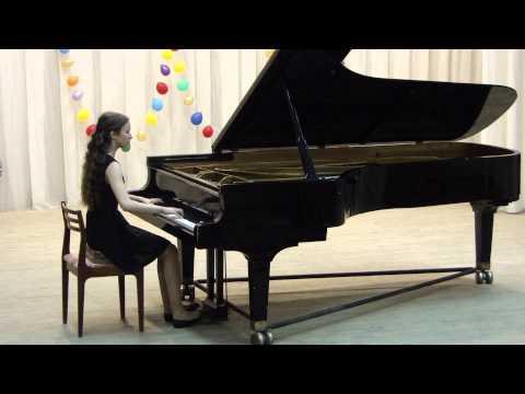 Карл Черни - Этюд №14 оп.740