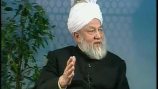Liqa Ma'al Arab 18th February 1997 Question/Answer English/Arabic Islam Ahmadiyya