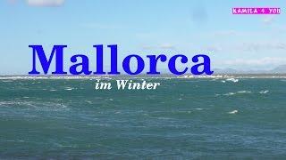 Mallorca Sonne Strand im Winter