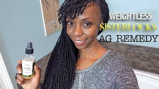 Naturecoils by PW Weightless Sisterlocks AG Remedy