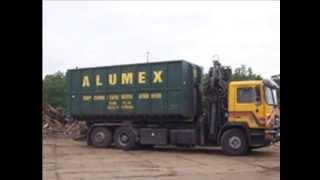 Alumex Skup surowców wtórny i złomu Brzeg dolny, skup miedzi Brzeg Dolny
