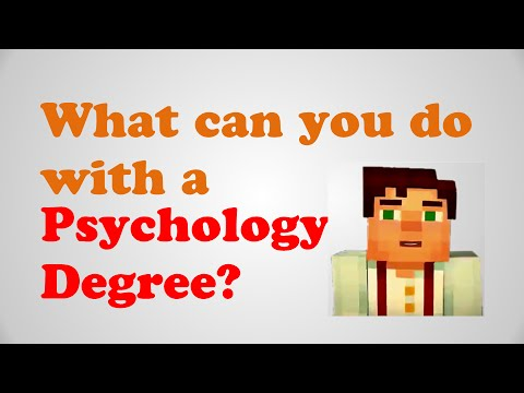 What can you do with a Psychology Degree? Jobs, Major + Best ...
