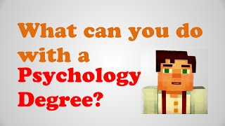 What can you do with a Psychology Degree? Jobs, Major + Best Psychology Degrees Online & Colleges