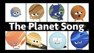Download The Planets of our Solar System Song (featuring The Hoover Jam)