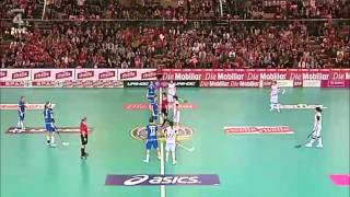 Švýcarsko 2-3 Česko | MS ve florbale žen 2011 | Zápas o bronz
