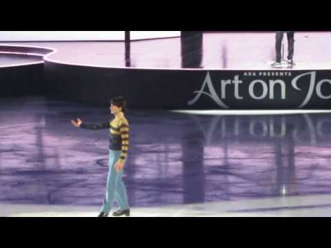 Art on Ice 2017 - Stéphane Lambiel & Deniss Vasiljevs - 4seasons