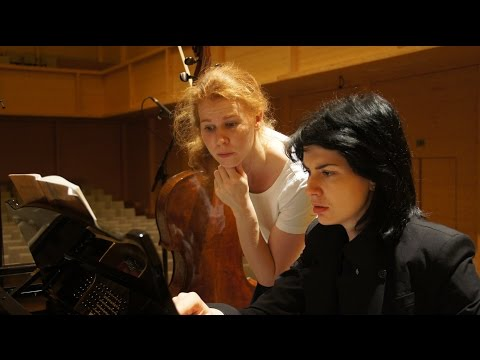 Harriet Krijgh - Rachmaninov Recording