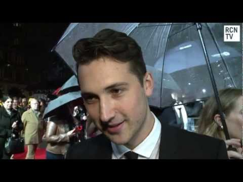 Ben LloydHughes  Great Expectations Premiere