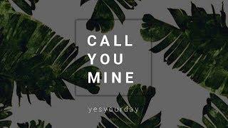 Download lagu Jeff Bernat - Call You Mine (lyrics)