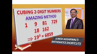 Trick 420 - Remembering Cubes of 2-Digit Numbers - Part 1