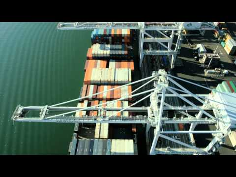 Bunkering on the West Coast (Port of Oakland)