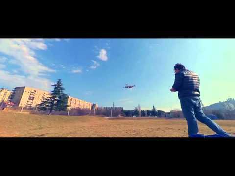Quadcopter DIY build - MikheilHD New playlist  Teaser Trailer