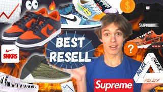 Best Resell Items Late June 2020