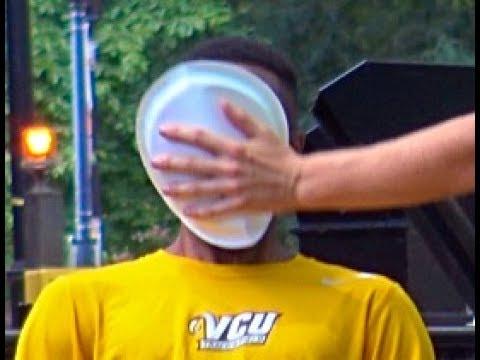Cake In The Face Prank