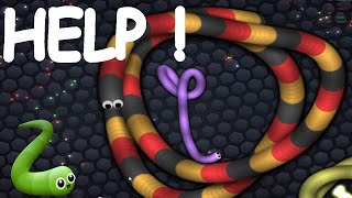 Slither.io - New Record 40K | Funny Momment