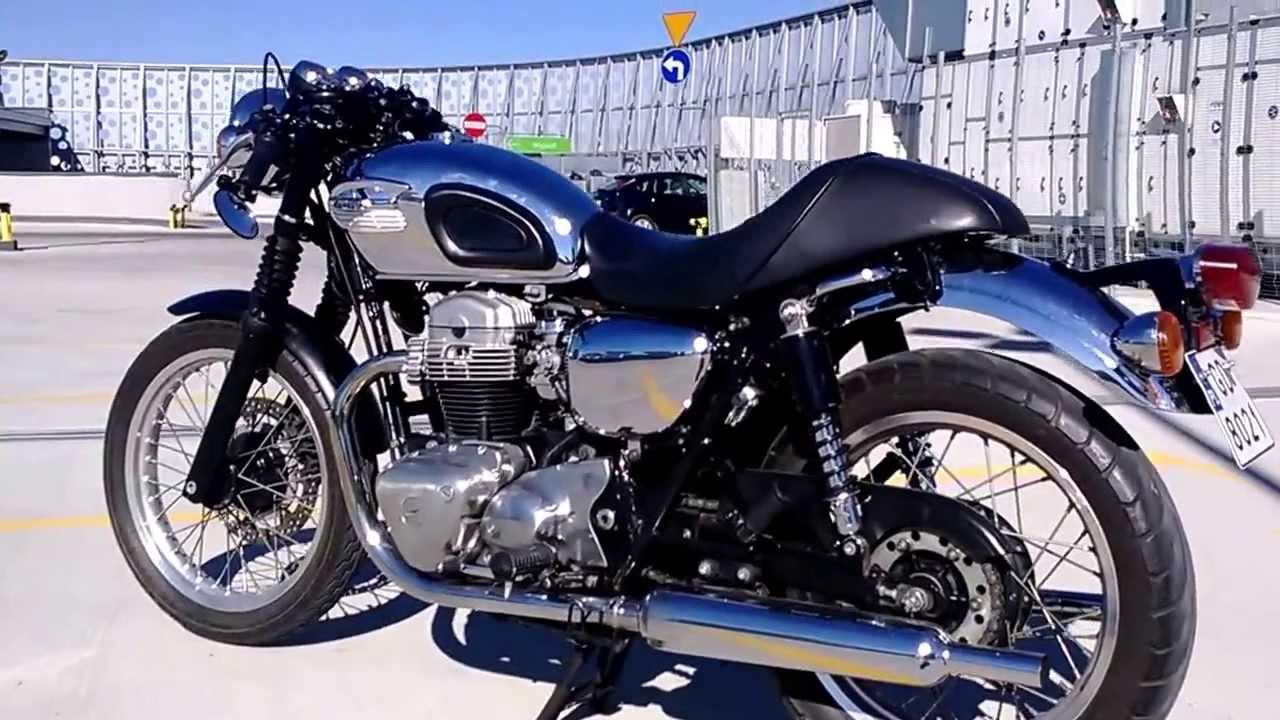 Kawasaki W Cafe Racer Kit
