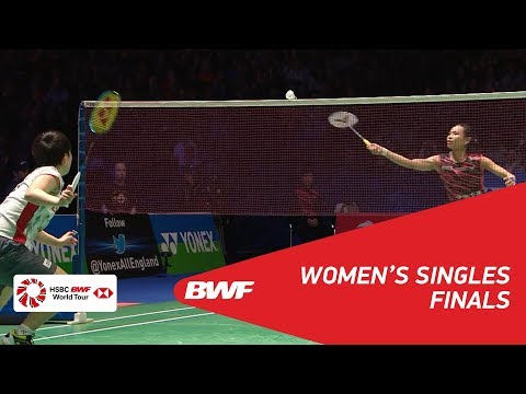 WS | TAI Tzu Ying (TPE) [1] vs Akane YAMAGUCHI (JPN) [2] | BWF 2018