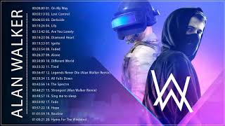 Alan Walker Greatest Tracklist 2019🍀On My Way Lily Darkside 🍀Top 20 of Alan Walker🍀Music for PUBG