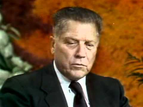 Jimmy Hoffa on the Morning Exchange