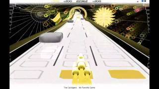 My Favorite Game- AudioSurf
