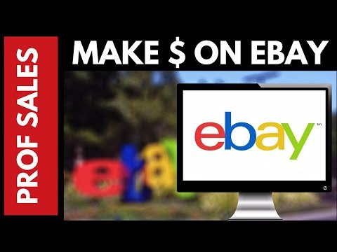 How to Make Money on Ebay in the 4th Quarter