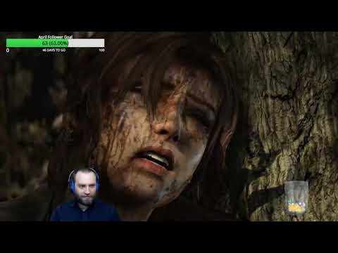 [USA]Continuing on with TOMB RAIDER for a bit!