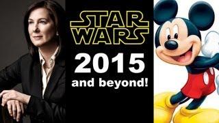 Disney Star Wars 2015 : Episode 7 & Stand Alone Films?! - Beyond The Trailer