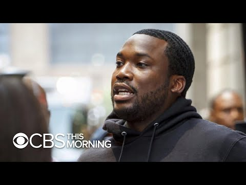 Meek Mill and high-profile supporters launch initiative for criminal justice reform Mp3