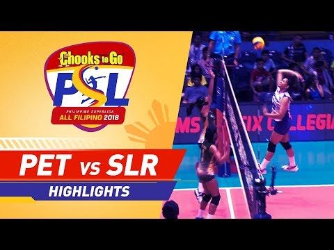 Highlights: Petron vs. Sta. Lucia | PSL All-Filipino Conference 2018 Quarterfinals