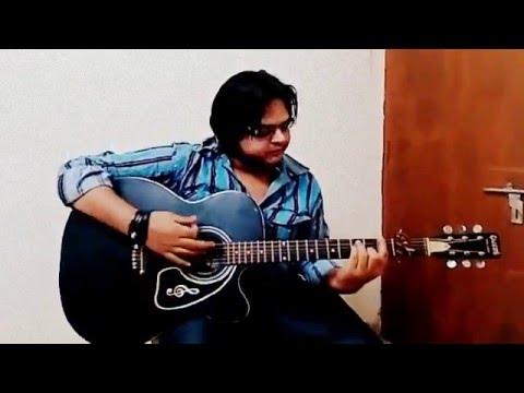 Bolna Un Cut Cover Guitar Chords Cover Arijit Singh Sidharth