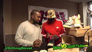 Kanye West Signs Dj Greg Street Yeezy