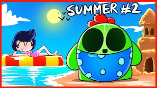 BRAWL STARS ANIMATION - SUMMER HOLIDAY #2