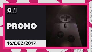 Cartoon Network Brasil - PROMO Toontubers Ao Vivo (16/12/2017)