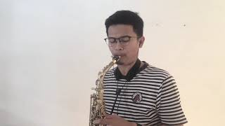 JOHNNY STIMSON - HONEYMOON ( saxophone cover )