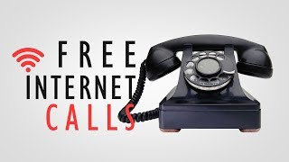 How Free Internet Calls Work