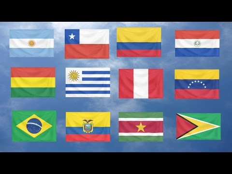 Flag Quiz, South America