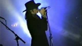 The Sisters of Mercy - Emma Live + Lyric