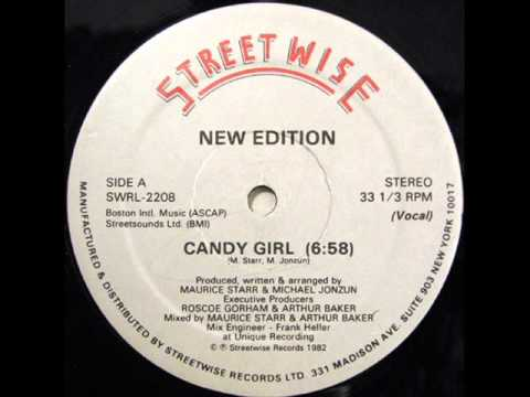 New Edition - Candy Girl (12